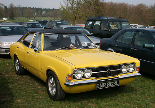 ford cortina 2000 gt-pic. 1