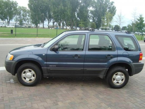 ford escape 3.0 #6