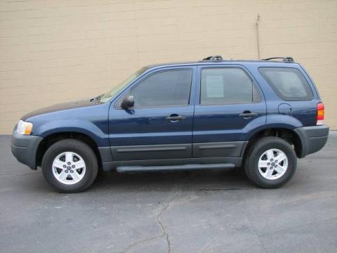 ford escape xls 4wd #0