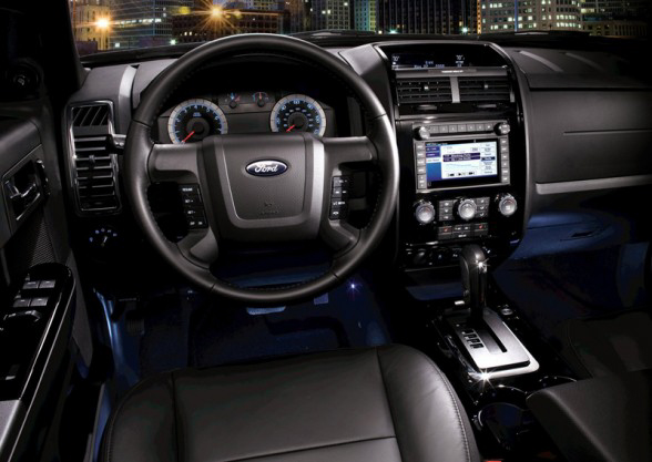 ford escape xls 4wd #1