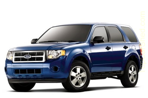 ford escape xls 4wd #2