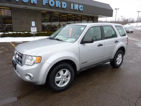 ford escape xls 4wd #4