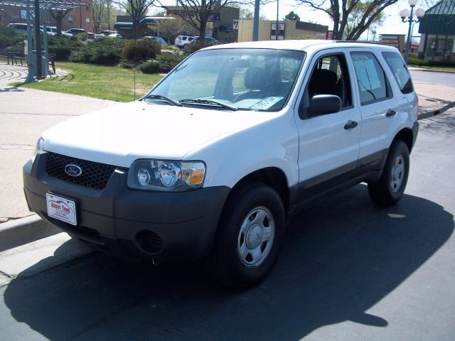 ford escape xls 4wd #5