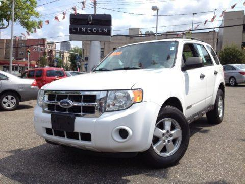 ford escape xls 4wd #8