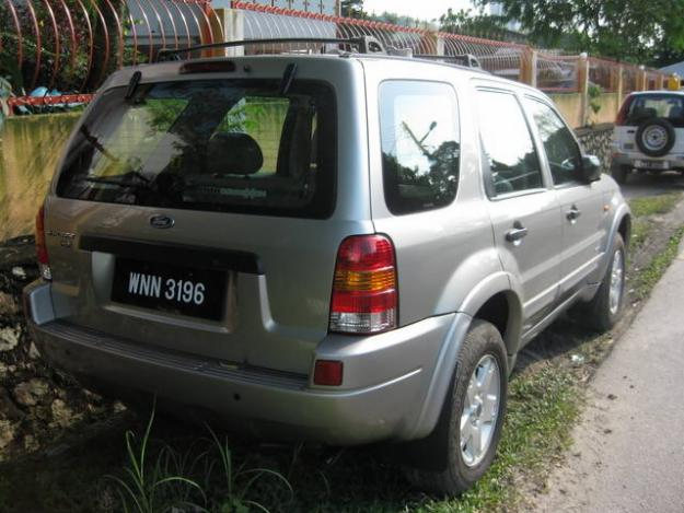 ford escape xlt 2.3 #3