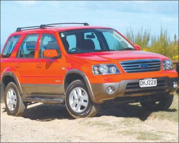 ford escape xlt 2.3 #7