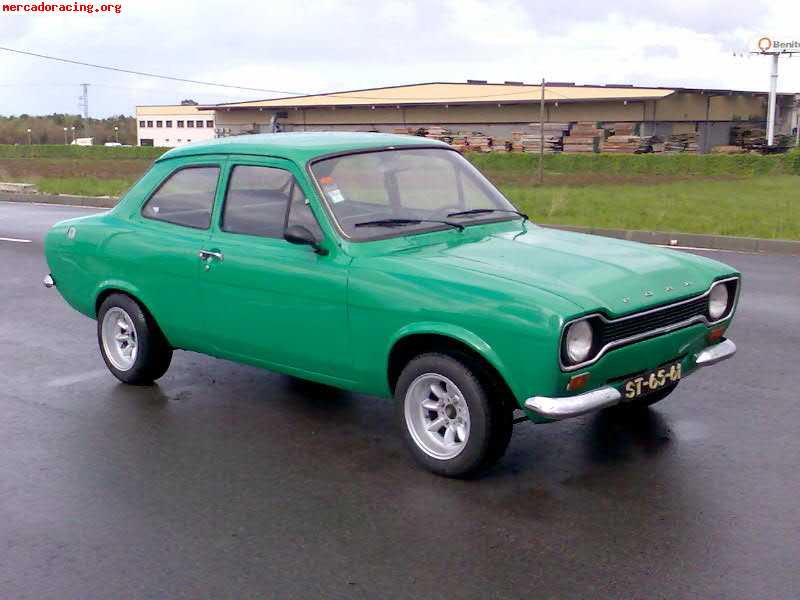 Ford Escort 1300 Gt Photos And Comments Www Picautos Com