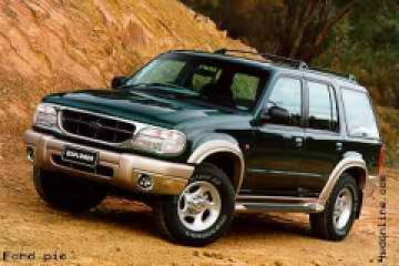 ford explorer 4wd #5