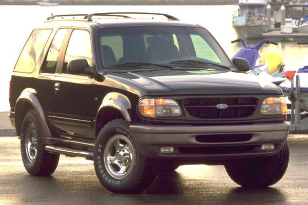 ford explorer 4wd #6