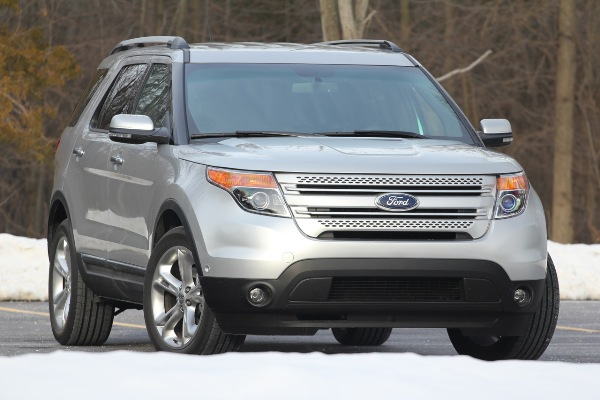 ford explorer 4wd #7