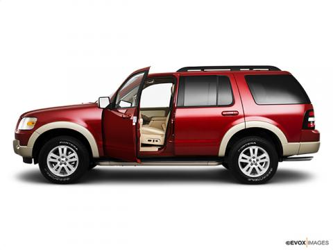 ford explorer 4wd #8
