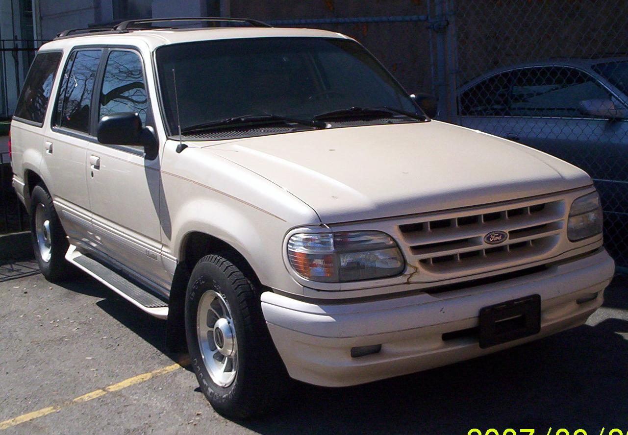 ford explorer limited-pic. 1