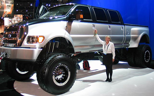 ford f series #0