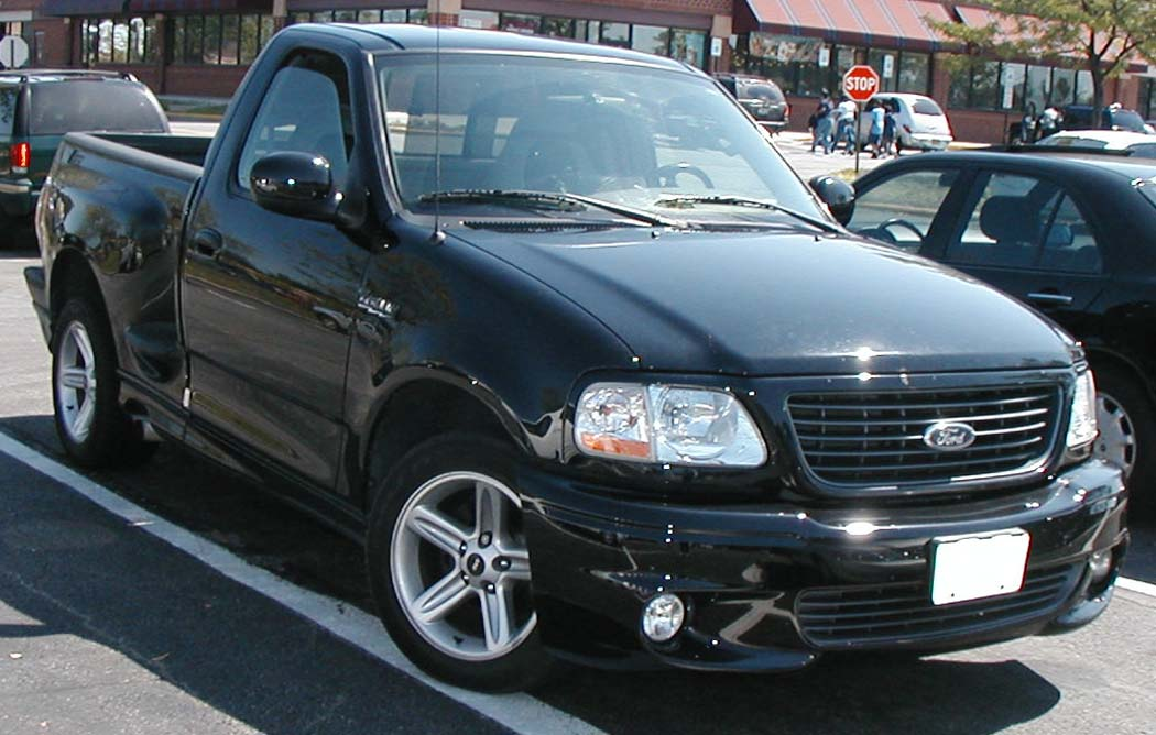 ford f-150 lightning-pic. 3