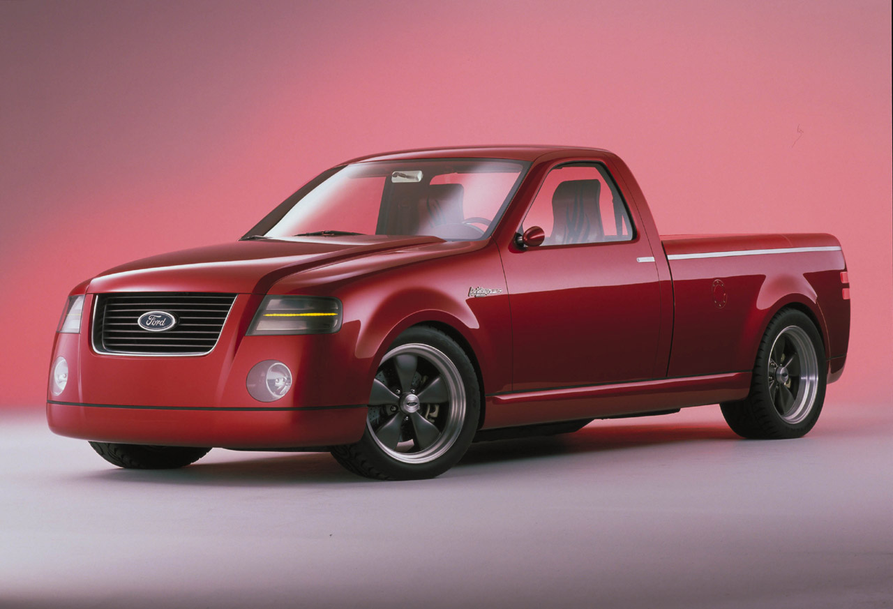 ford f-150 lightning rod-pic. 1