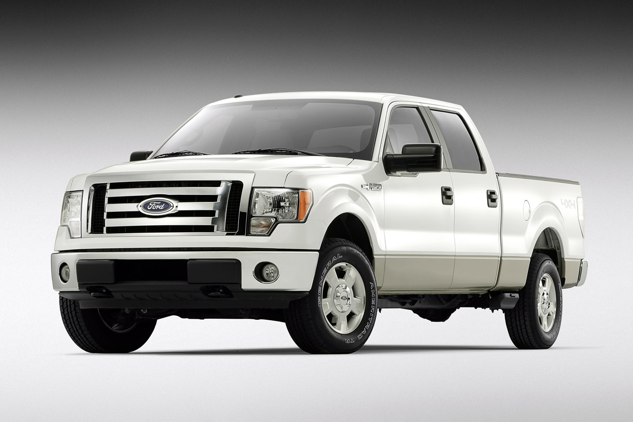 ford f-150 supercab 4x4-pic. 2