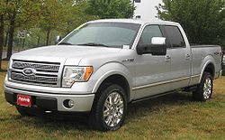 ford f150 #0