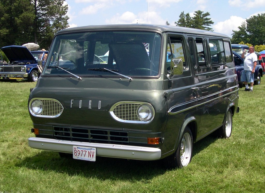 ford falcon van-pic. 1