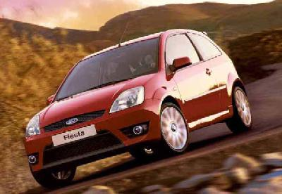 ford fiesta 1.4i trend-pic. 1