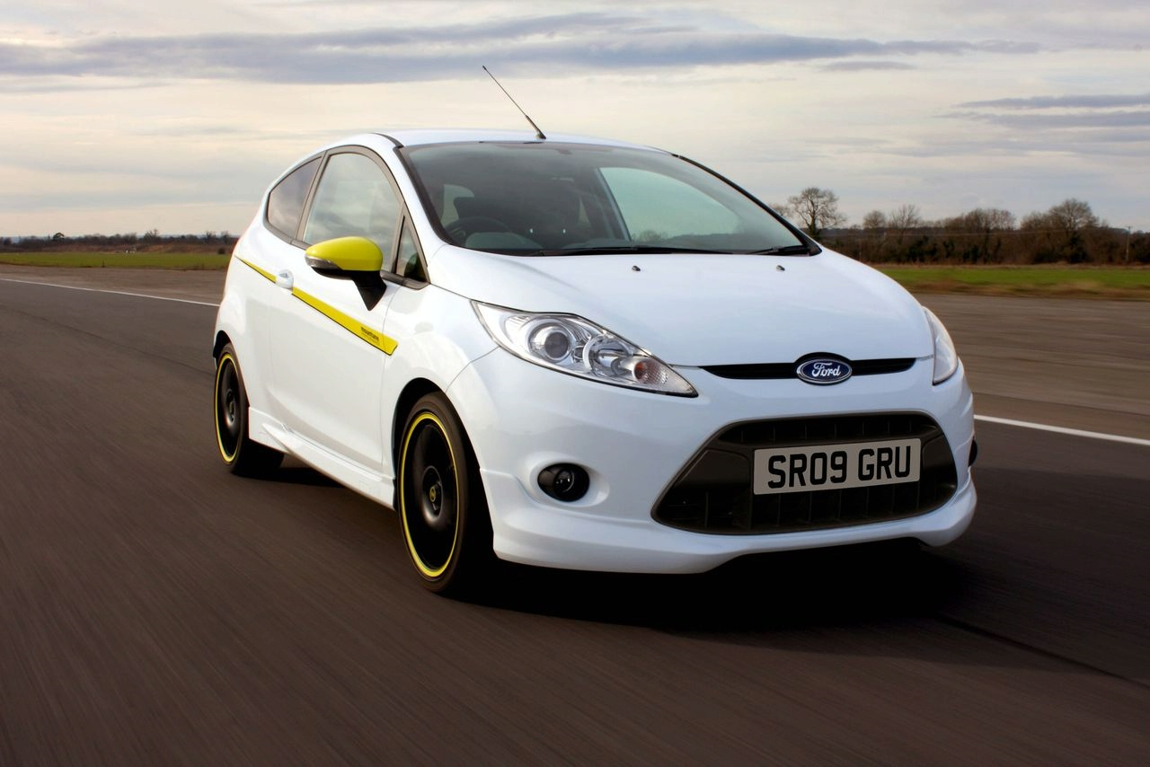 ford fiesta 1.6 ti-vct-pic. 1