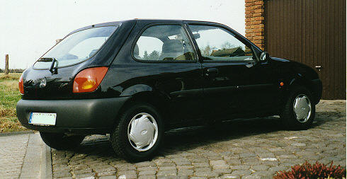ford fiesta flair-pic. 1
