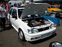 ford fiesta rs turbo #0