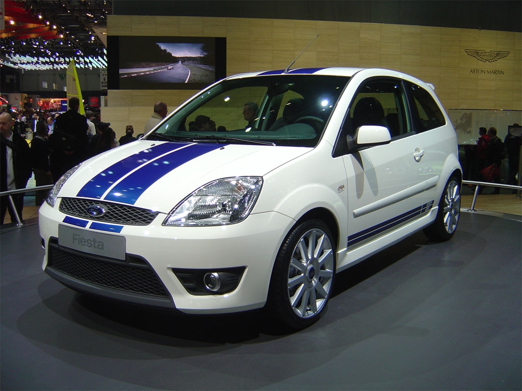 ford fiesta st-pic. 1