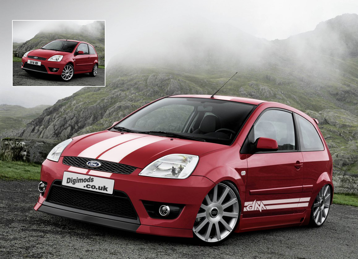ford fiesta st-pic. 2