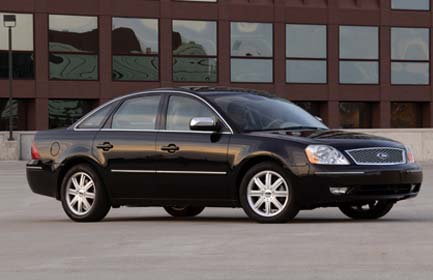 ford five hundred-pic. 2