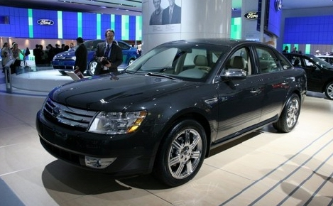 ford five hundred limited #0