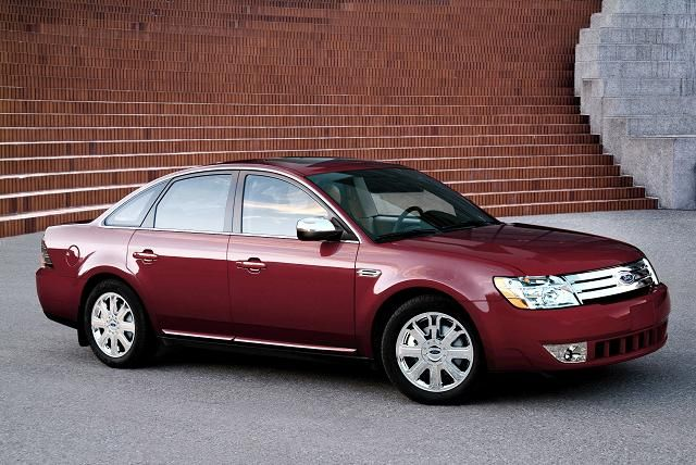 ford five hundred limited #7