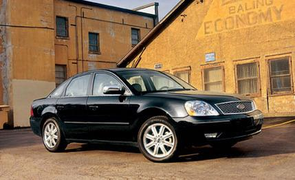 ford five hundred limited awd-pic. 1