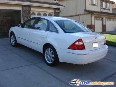 ford five hundred limited awd-pic. 2
