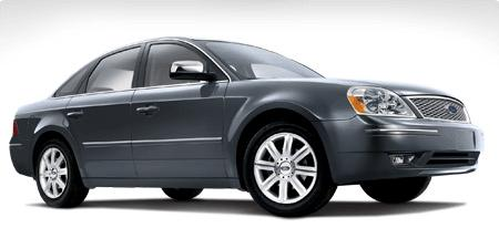 ford five hundred limited awd #6