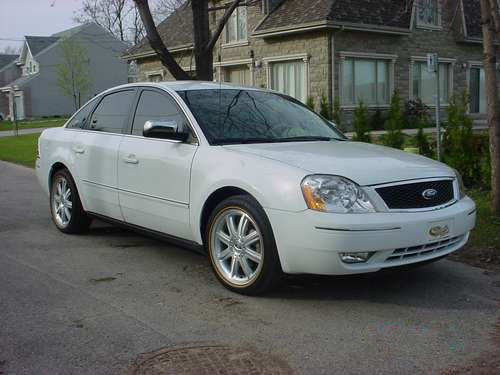 ford five hundred sel-pic. 1