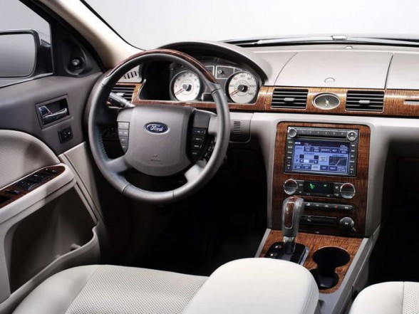 ford five hundred sel-pic. 2
