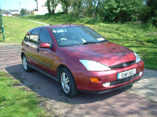 ford focus 1.6 automatic-pic. 2