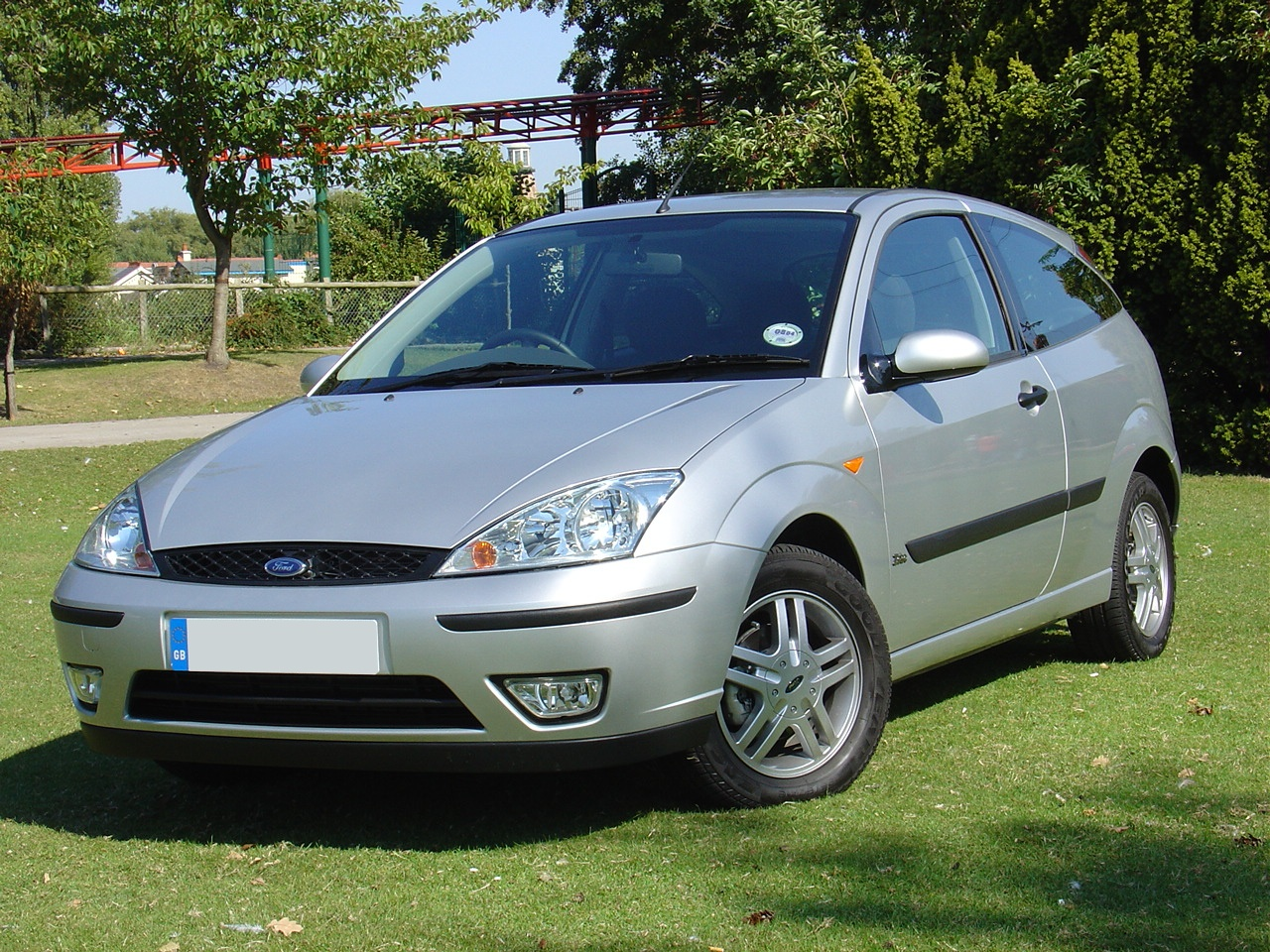 ford focus 1.8-pic. 1