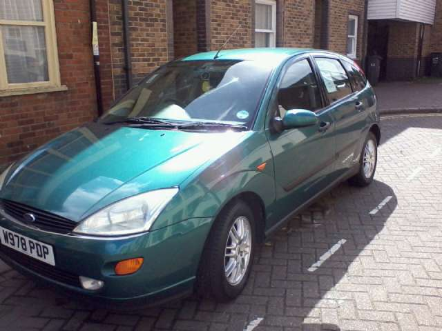 ford focus 2.0 d-pic. 1