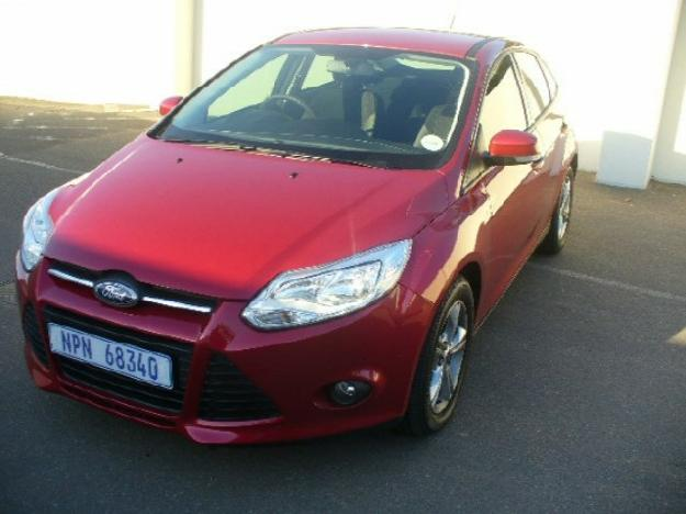 ford focus 2.0 tdci trend-pic. 2