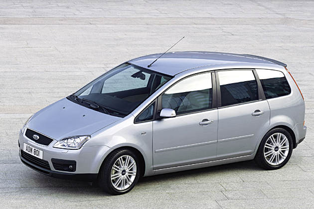ford focus c max 1 8 photos and comments. Black Bedroom Furniture Sets. Home Design Ideas