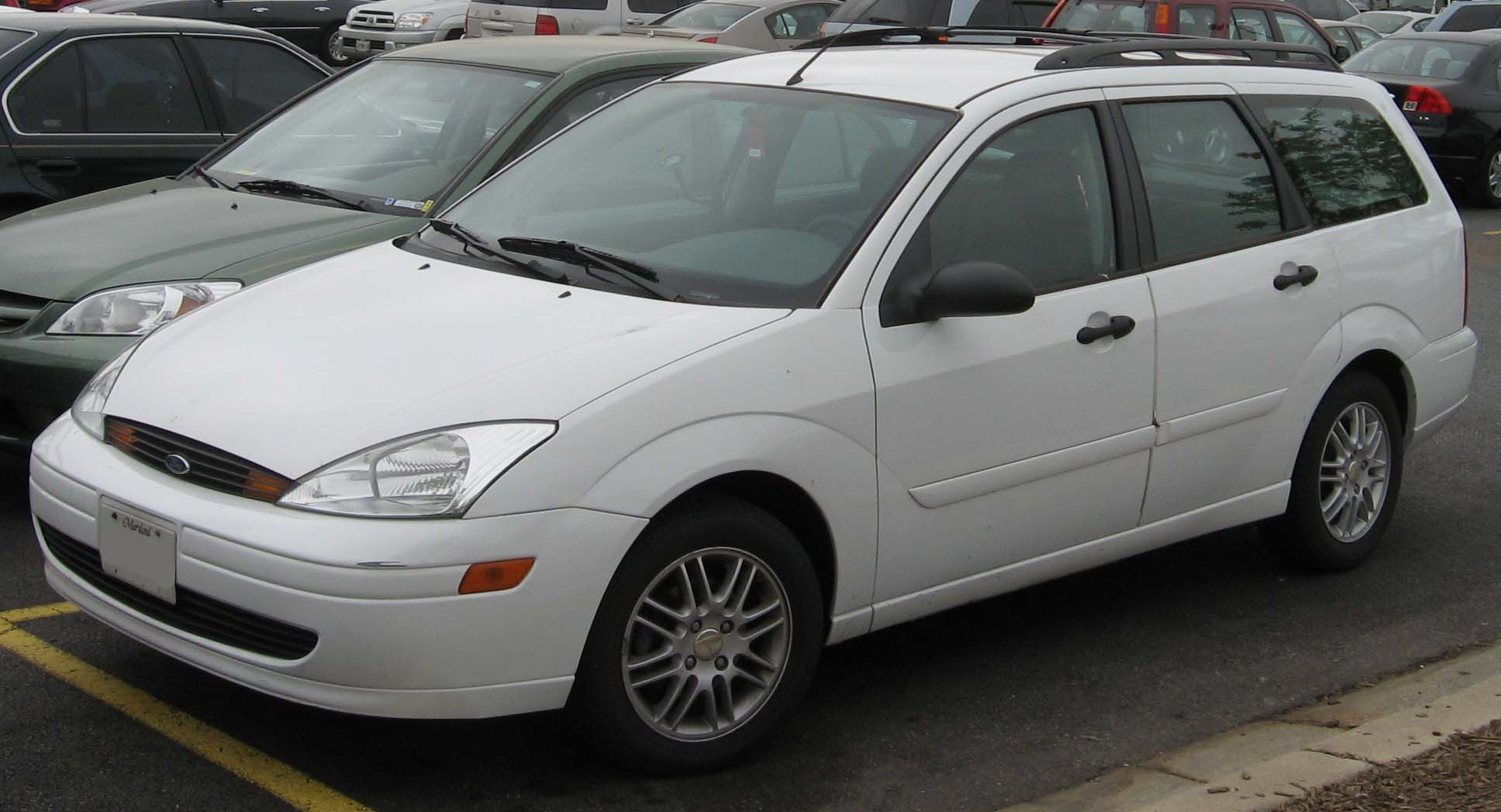 ford focus se wagon-pic. 1