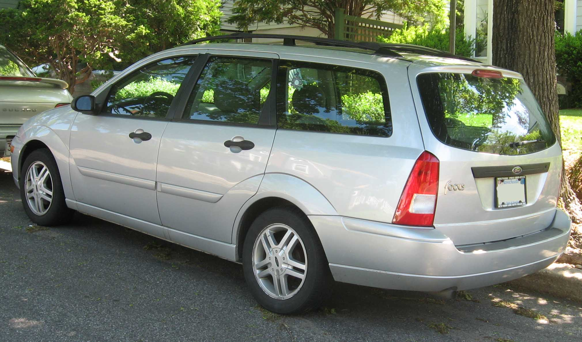 ford focus se wagon-pic. 2