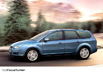 ford focus turnier 1.6 ti-vct trend-pic. 1
