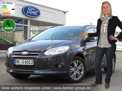 ford focus turnier 1.6 ti-vct trend-pic. 2