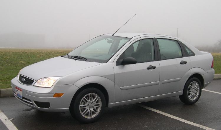 ford focus zx4 se-pic. 1