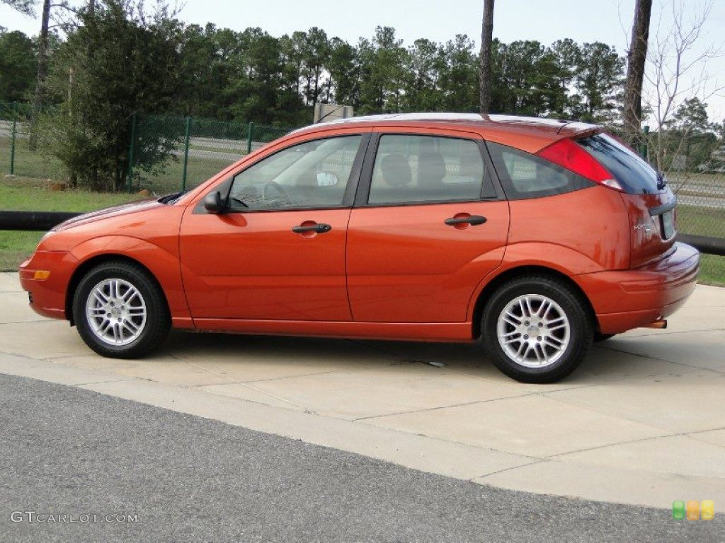ford focus zx5 se-pic. 3