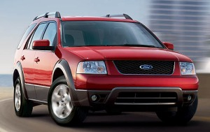 ford freestyle #1