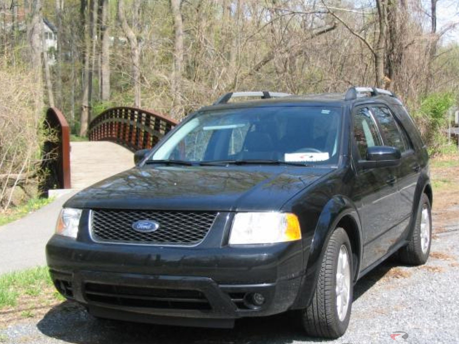 ford freestyle limited #1
