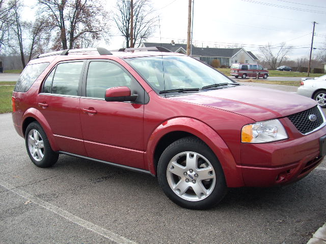 ford freestyle limited #5
